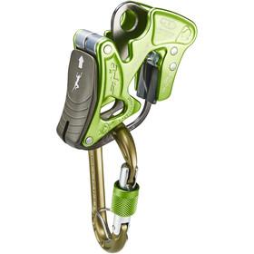 Climbing Technology Alpine-Up Kit Système d'assurage, vert/gris